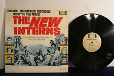 The New Interns, Soundtrack, Colpix Records CP 473, 1964
