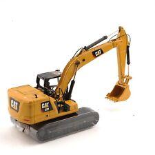 CAT 1:50 320 Hydraulic Excavator 85569 Diecast Spading Machine Model Toys