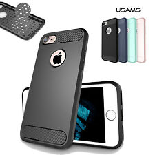USAMS High Quality Protective Back Cover Case For Apple iPhone 8 / iPhone 8 Plus