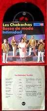 Single Les Chakachas: Bossa de Moda (RCA 47-9435) D