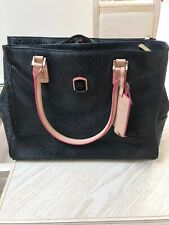 Guess Black Overnight Tote Bag