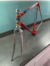 COLNAGO MASTER OLYMPIC DECOR COLUMBUS GILCO VINTAGE ROAD FRAME *A1* CAMPAGNOLO