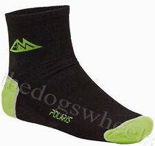 2 Pair Polaris AM Merino Wool Warm Winter Socks Cycle Cycling MTB  3.5-6.5 UK