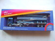 Siku Eurobuilt 1:55 scale Volvo Tanker Truck