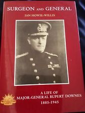 Life Major General Rupert Downes 1885 1945 Surgeon Soldier Beersheba War