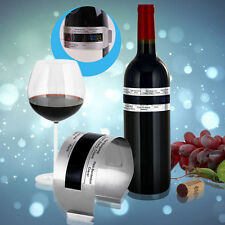 Stainless Steel LCD Electric Red Wine Digital Thermometer Temperature Meter GA