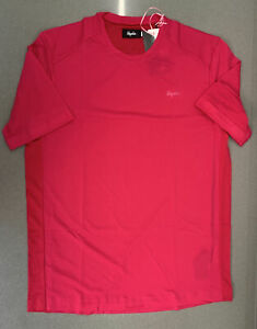 Rapha Men's Technical T-Shirt High-Vis Pink Size X Large Brand New With Tag