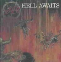 SLAYER Hell Awaits CD BRAND NEW