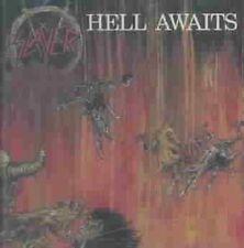 Hell Awaits by Slayer (CD, Jan-1994, Metal Blade)