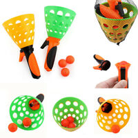 Leisure Sport Launch Ball Catapult Entertainment Toys Funny Games Elastic Ball