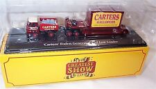 Greatest Show on Earth Foden Ballast Tractor Generator Load Carters Steam