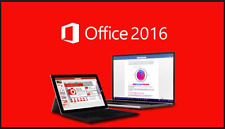 Microsoft Office 2016 For Mac Home & Business - 3 USERS MAC - PROMO