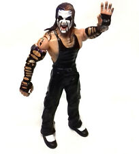 "WWE TNA WWF Wrestling JEFF HARDY (FULL MAKE UP) 6"" poseable toy figure RARE"
