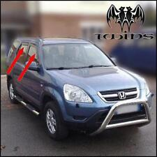 4 Deflettori Aria Antiturbo Oscurati Honda CRV CR-V 2002-2006 RD4 RD7 2a serie