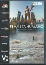 BBC-Planeta Humano/La Vida en La Ciudad/ La Vida En Los Rios- 1 Disco- Nuevo