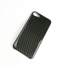 CARBON iPhone 7 Schutz-Hülle Schale Cover Case mit Ellipse Ausschnitt