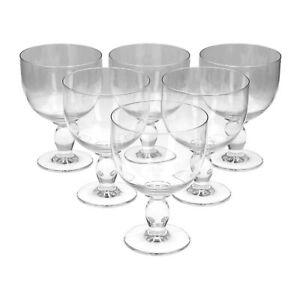 6 Berliner Weisse Glas Gläser NEU