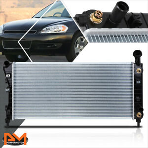 Aluminum OE Replacement Radiator for 04-09 Chevy Impala/Buick Allure AT DPI-2710