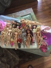 barbie doll lot mixed