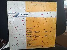 "ZZ TOP LEGS REMIX 12"" 1984 WARNER BROS PRO-A-2124 PROMO"