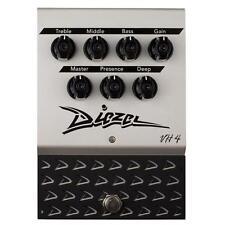Diezel VH4 Distortion Pre Amp Pedal guitar effect New