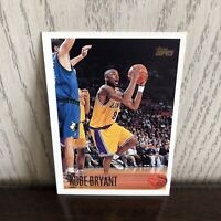 Pre-Owned 1996-1997 Topps Los Angeles Lakers Kobe Bryant RC Rookie Card #138, OC