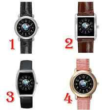 BMW M3 M5 M6 Car Wristwatches Leather Alloy Watch M Power New Edition