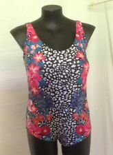 AUTOGRAPH MULTI COLOUR FLORAL ONE PIECE SWIMSUIT/BATHER-SIZE 26 NEW JUST IN!!