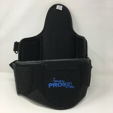 New DeRoyal Prolign Pro Back Brace Adjustable Lumbar Support Size Small