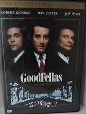 Goodfellas - Ray Liotta, Joe Pesci (2- Disc Special Edition) - *Brand New Dvd*