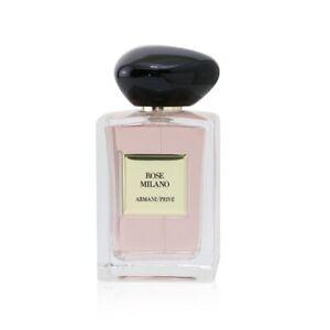 NEW Giorgio Armani Prive Rose Milano EDT Spray 100ml Perfume