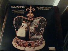 3 LPs-ELIZABETH II - THE WOMAN AND THE QUEEN/royal Family Album/Royal Wedding