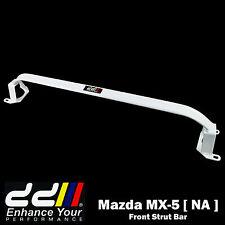 DD 2 Point Steel Front Strut Tower Brace Bar For Mazda MX-5 MX5 Miata NA 1989-97