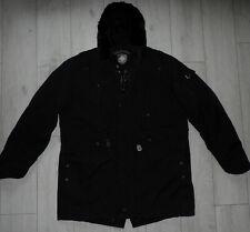 "Wellensteyn Meteorite ""3XL"" Winter Schwarz Parka Herren Jacke Jacket"