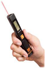 WEN 10110 Multi-Unit Pocket Laser Distance Measure with 32-Foot Range