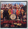 THE BEATLES SGT PEPPERS LONELY HEARTS CLUB BAND LP ALBUM FRONT COVER POSTER PAGE