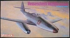DRAGON 5507 - Messerschmitt Me262A-1a/ Jabo - 1:48 - Flugzeug Modellbausatz -Kit