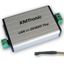 KMtronic LAN DS18B20 WEB 1-Wire Digital Temperatur Monitor