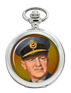 "Sir Arthur ""Bomber"" Harris Pocket Watch"