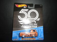 Hot Wheels Ford Econoline Pickup 1960 50th Anniversary 1/64