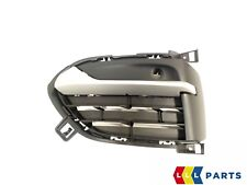 BMW NEW GENUINE X6 SERIES F16 FRONT BUMPER GRILLE AND TRIM ON GRILL LEFT N/S