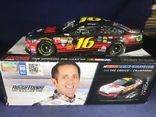 V1-88 GREG BIFFLE #16 3M GIVE KIDS A SMILE - COLOR CROME - 2013 FORD FUSION