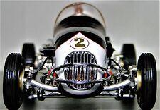 Racer InspiredBy Ford A Vintage Race Car Sport GP F 1 Indy Midget T Metal Model