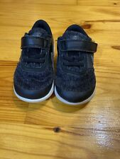 Boys Toddler Size 7 Nike Shoes Flex Contact