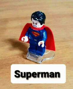 NEW LEGO SUPERHEROES DC UNIVERSE COLLECTION SUPERMAN 76044 MINIFIGURE NEW