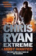 Chris Ryan Extreme: Most Wanted,Chris Ryan- 9781444756722