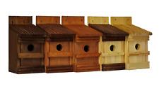 Nistkästen für die Vögel Nistkasten Vogelhaus Vogelhäuschen Nisthaus  Holz Haus