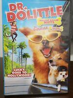 Dr. Dolittle: Million Dollar Mutts (DVD, 2009, Canadian)
