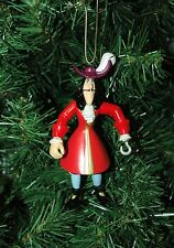 Captain Hook, Peter Pan Christmas Ornament