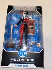McFarlane DC Multiverse Figures Harley Quinn Joker